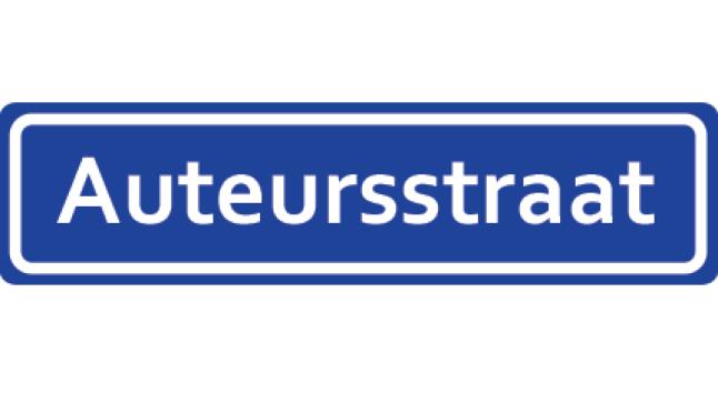 auteursstraat