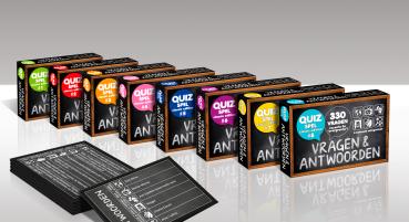 Vragen & Antwoorden-versie 1 tot en met 8-packshot